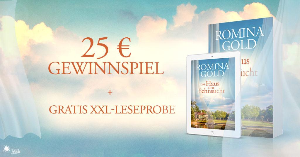 """XXL Leseprobe und 25€ Gewinnspiel zu """"Das Haus der"""